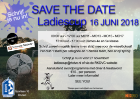 RKDVC Ladiescup 2018