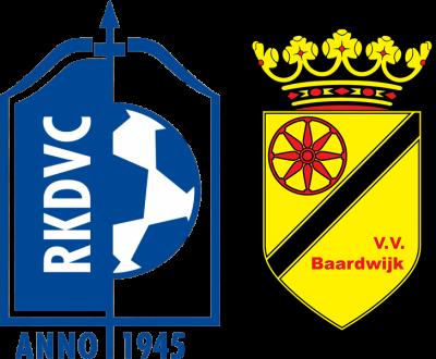 Derby RKDVC 1 - vv Baardwijk 1